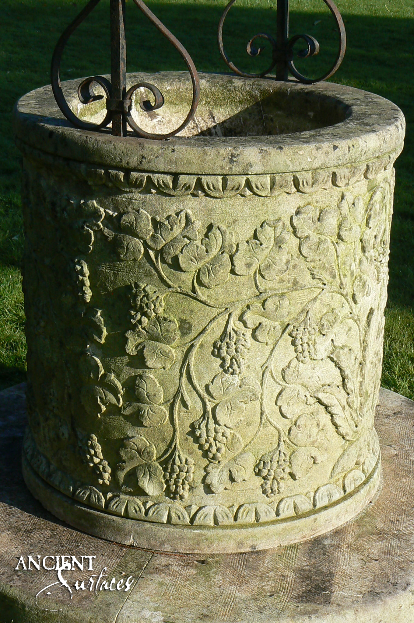 spanish fountains – Antique Stone Pool Fountains by Ancient Surfaces.